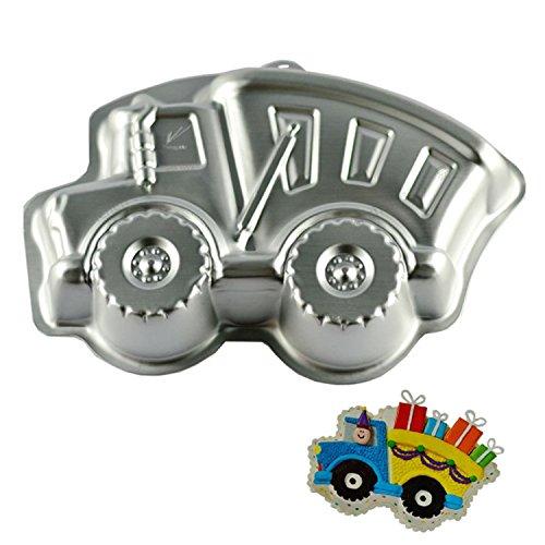 GXHUANG 13 inch Truck Aluminum Alloy Cake Baking Mold Springform Pan