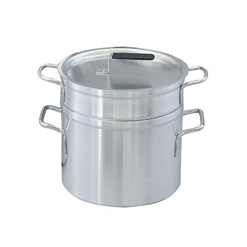 Tabletop king 67717 Wear-Ever 175 Qt Aluminum Double Boiler Set