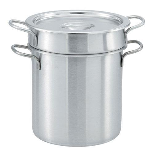 Vollrath 77110 SS 115 Quart Double Boiler Set w 11 Quart Inset