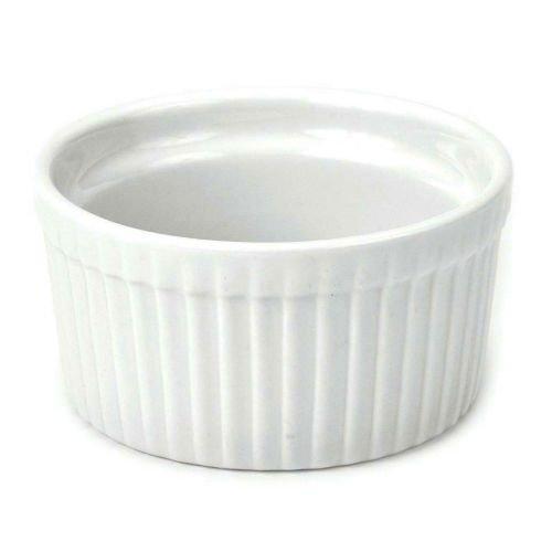 Bia Cordon Bleu Inc 900009 6 Oz White Porcelain Ramekin