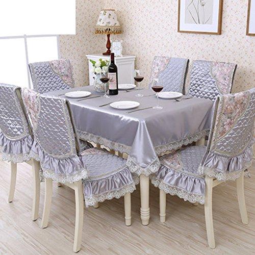 TRE continental tablecloth fabric garden tableclothThe Korean table cloth table cloth-D 110x160cm43x63inch