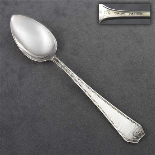 Lady Baltimore by Gorham Sterling DessertOvalPlace Spoon