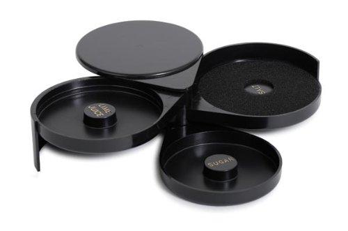 Royal Industries Glass Rimmer black