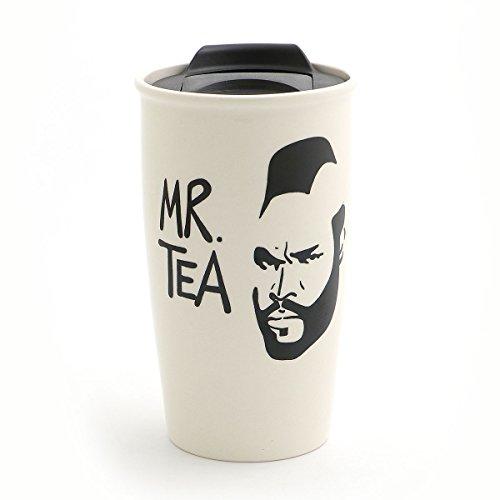 Mr T Tea Eco Travel Mug
