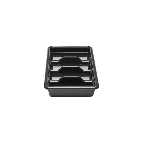 Cambro 1120CBR110 4 Compartment Cutlery Box - Regal Cambox