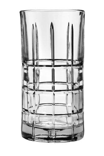 Anchor Hocking Manchester Drinking Glasses 16 oz Set of 4
