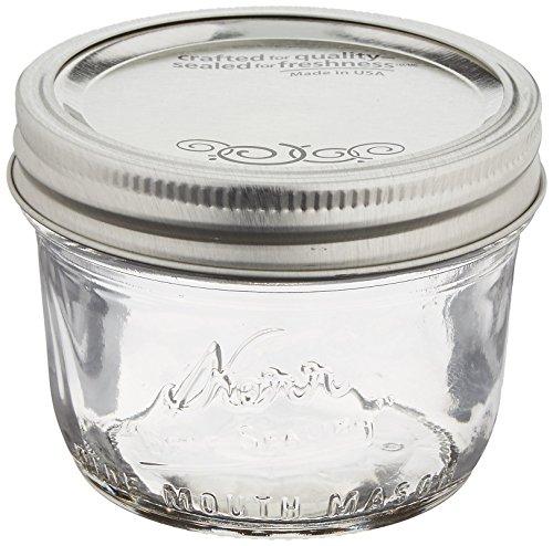 Jarden Home Brands 12Pk 12Pt wide Mouth Jar Canning Jars