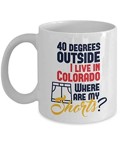 New Mugs - Where are My Shorts - Coffee Mugs Gift