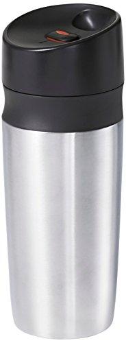 OXO Good Grips Double Wall Travel Mug Silver