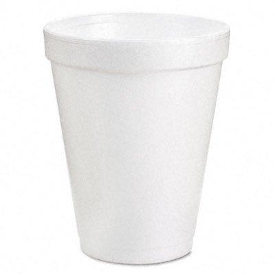 Aviditi CUP6OZ Foam Cups 6 oz Pack of 1000