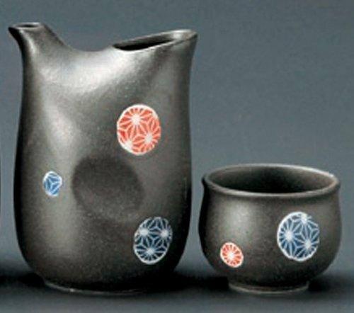 TEMARI Jiki Japanese Porcelain SAKE Set