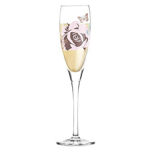 RITZENHOFF 016 Litre Michaela Koch Pearls Edition Champagne or Prosecco Glass