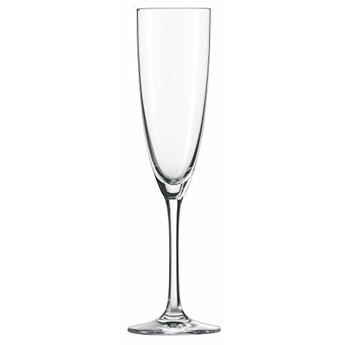 SIX 6 Schott Zwiesel CLASSICO Tritan Crystal Champagne Glasses Stemware NEW
