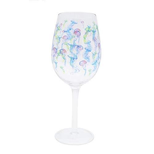 DEI 11294 Stemmed Wine Glass 40 x 40 x 95 Multi
