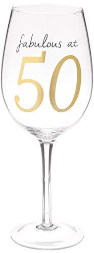 DEI 30121 Stemmed Wine Glass 40 x 40 x 95 Gold