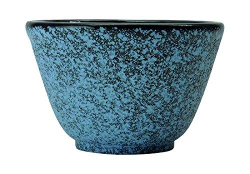 Berghoff Studio Cast Iron Small Tea Cup Set Blue 2X