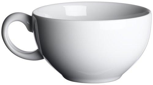 Denby White Tea Cup
