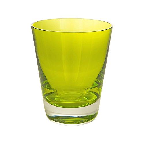 Baccarat Olive Green Mosaique Tumbler 2103593
