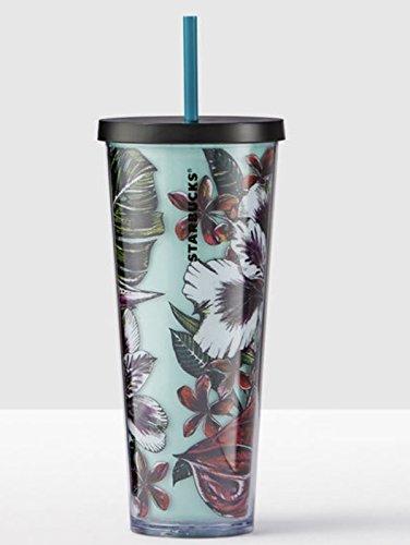 Starbucks Tropical Scene Cold Cup Tumbler Venti 24 fl oz