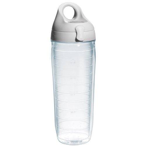 Tervis 24 oz Clear Water Bottle