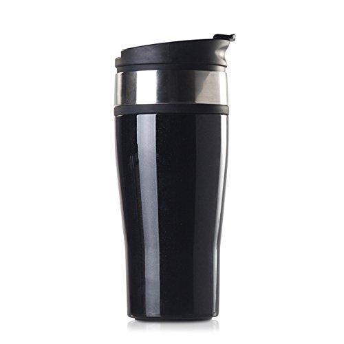 Timolino PCT-46KONX 16 ounce Icon Vacuum Tumbler Onyx Black