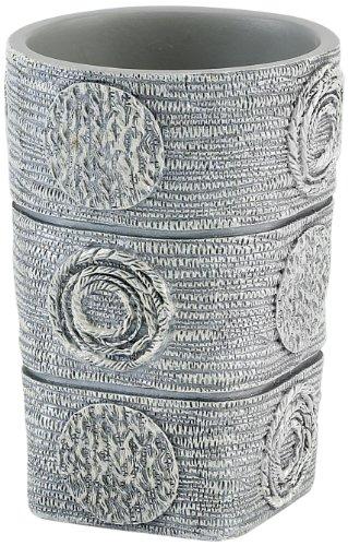 Avanti Linens Galaxy Tumbler Silver