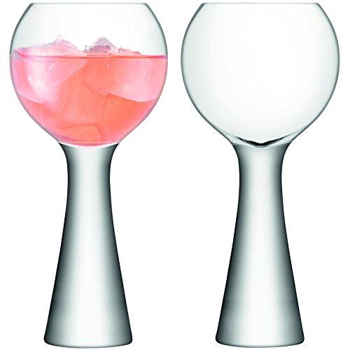 LSA Moya Set of 2 Balloon Wine Gin Glasses 19floz