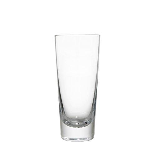 Schott Zwiesel Tritan Crystal Glass Tossa Barware Collection Beer TumblerHighball Glass 83-Ounce Set of 6