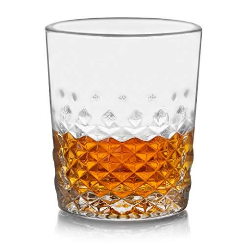 Libbey Craft Spirits Scotch Glasses Set of 4