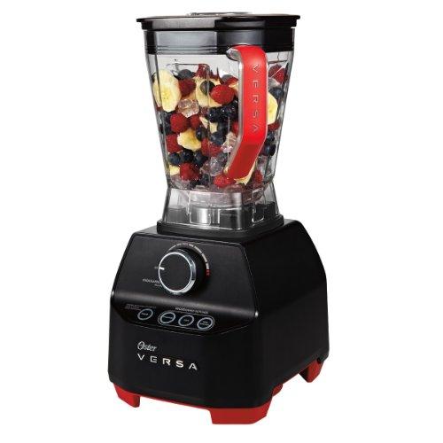 Oster Versa Blstvb-rv0-000 1400-watt Professional Performance Blender With Jar And Cookbooks