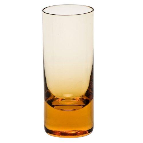 MOSER CRYSTAL VODKA Vodka shot glass 25 oz topaz