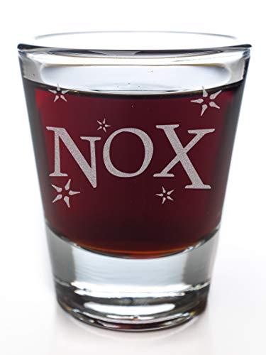 Nox 15 oz Clear Shot Glass