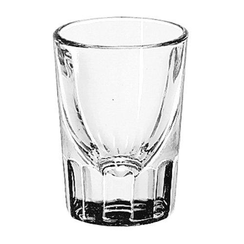 Libbey 5126 Fluted Shot Glass - 2 oz I Dozen