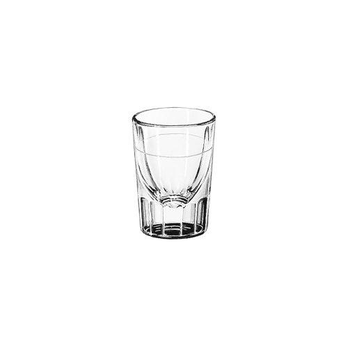 Libbey 5127S0711 Fluted 15 Ounce Shot Glass - Dozen