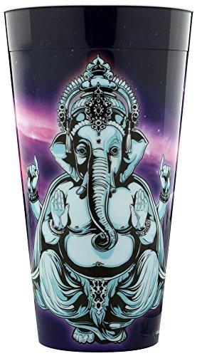 Ganesha Plastic Pint Glass
