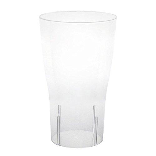 Party Essentials Plastic Pint Glasses 16 oz 120 ct
