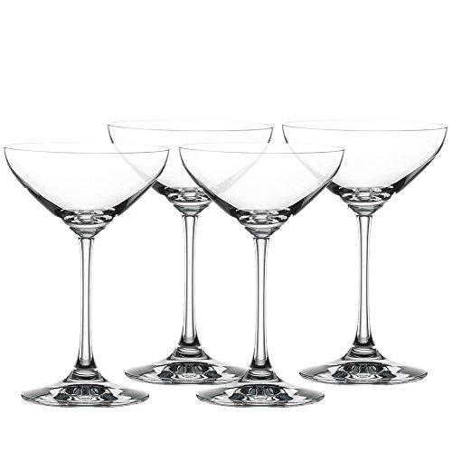 Spiegelau DessertChampagne Glass Set of 4