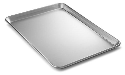 Bellemain Heavy Duty Aluminum Half Sheet Pan 18 x 13 x 1