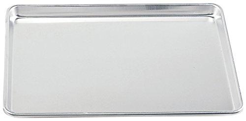 Crestware SP1813 Half Sheet Pan 18 by 13 by 1 Silver
