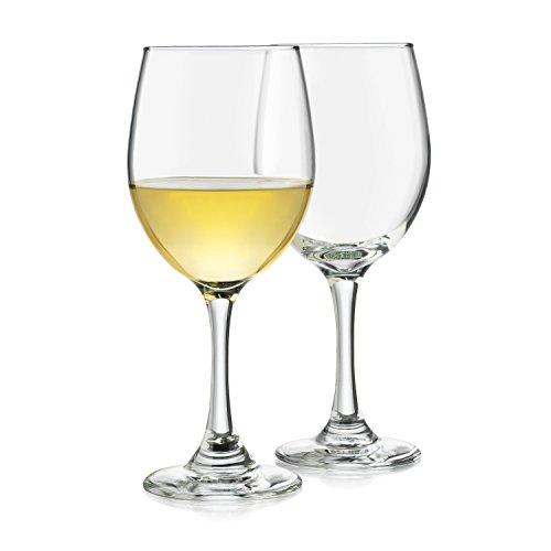 Libbey Classic 4-piece White Wine Glass Set