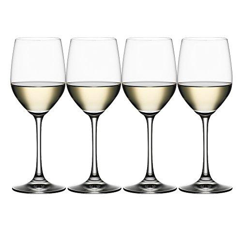 Spiegelau 4510272 Vino Grande White Wine Glasses Set of 4 Clear