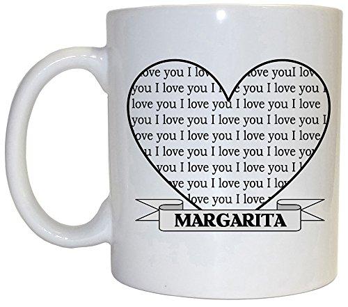 I Love You Margarita Mug 1008