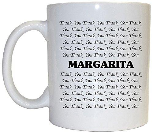 Thank you Margarita Mug 1001