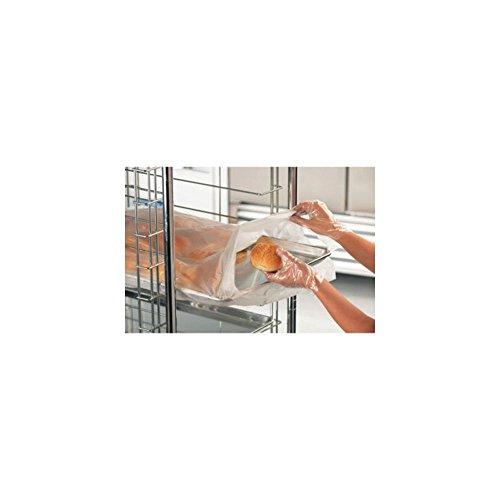 FoodHandler 22-PB27 HDPE 27 x 37 Bun Pan Bags - 200  CS