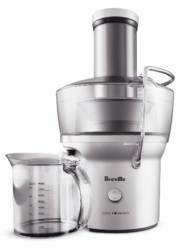 Breville Juice Fountain Compact Silver