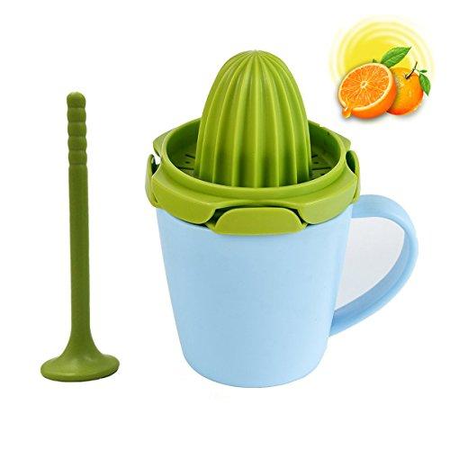 3 In 1 Multifunction Juicer Lemon Lime Squeezer Citrus Fruit Juicer Grinder Hand Masher Manual Press Juicer Cup
