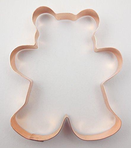 Cute Teddy Bear Cookie Cutter
