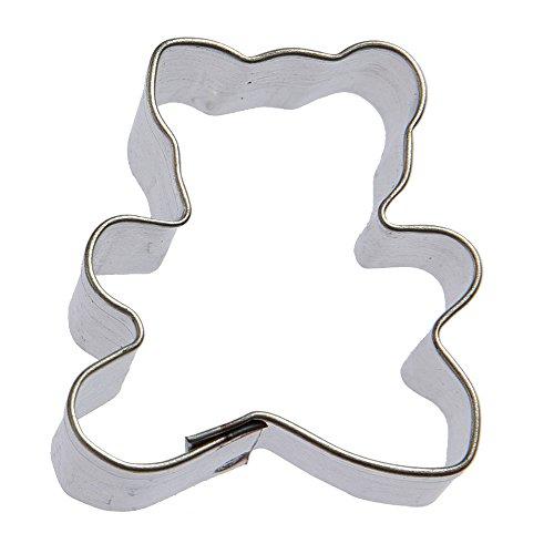 Foose Mini Teddy Bear Cookie Cutter 15 in