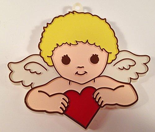 Hallmark CUPID Valentine Cookie Cutter Angel with Heart Vintage 1979