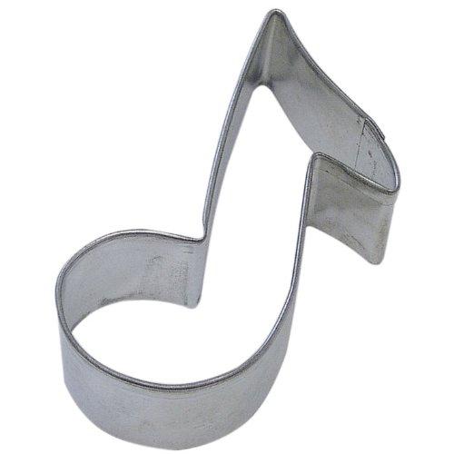 Music Note Tin Cookie Cutter 35 B1356x